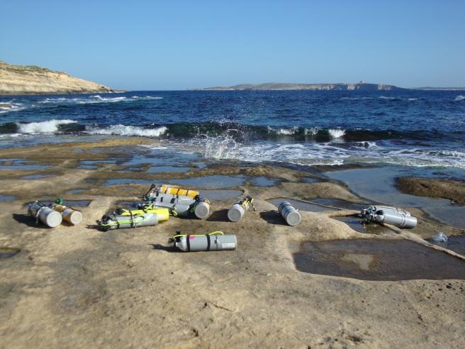 Ras Il Hobs, Gozo