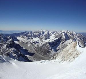 Summit Day Weather