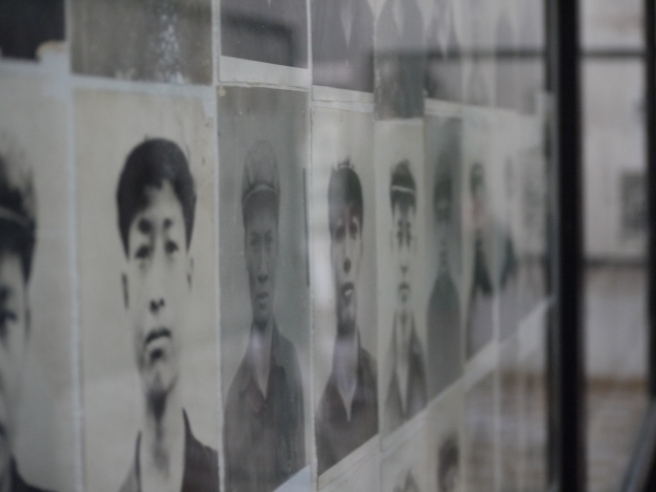 Photographs of the inmates of S-21/Toul Sleng