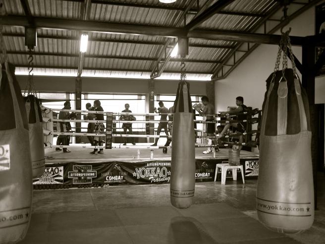 Sitsongpeenong Muay Thai Camp, Bangkok