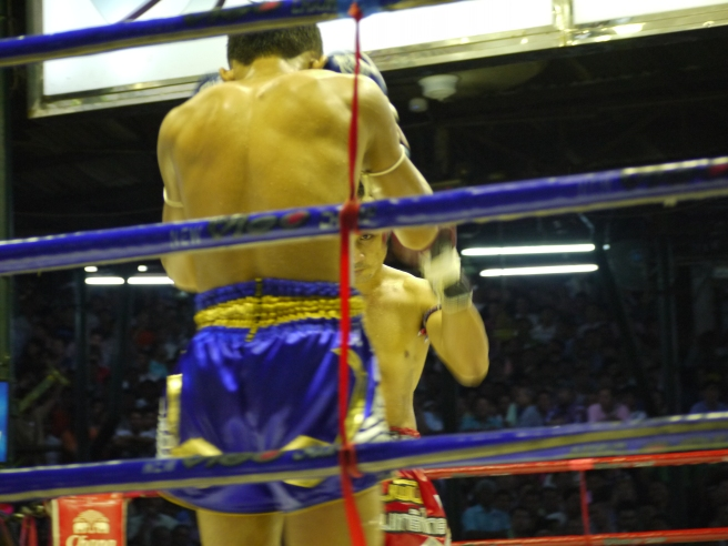 The great Sarm-A vs Pet-U-Tong O.Kwanmuang at Lumpinee